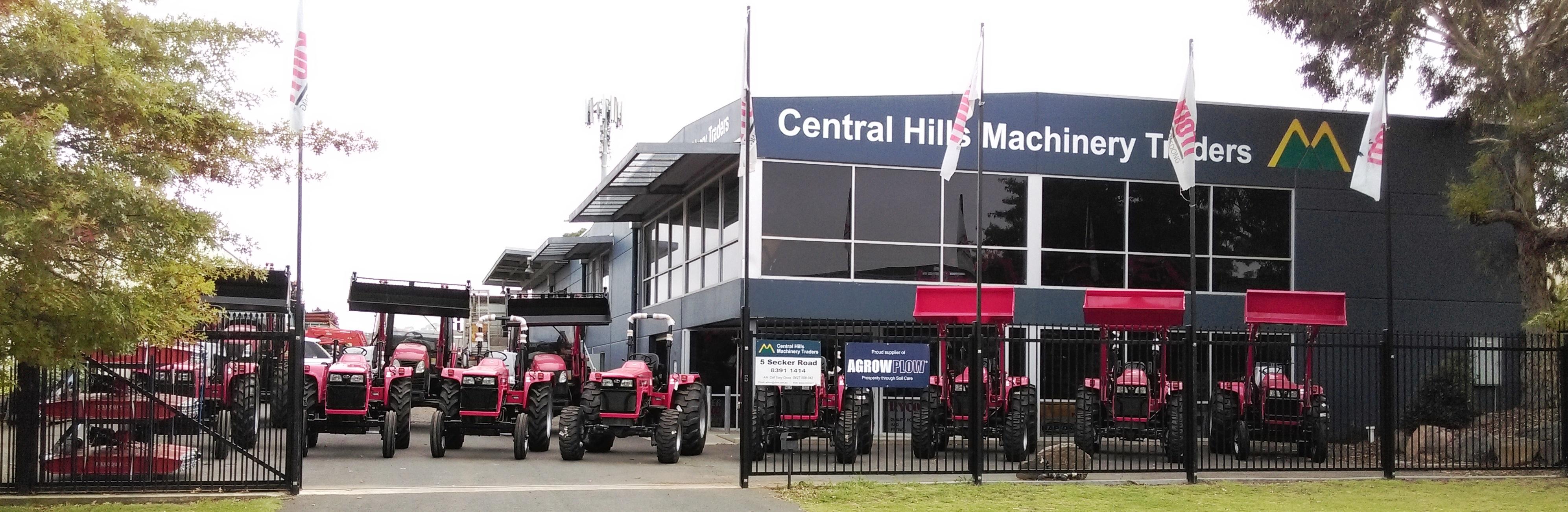 CentralHillsMachinery
