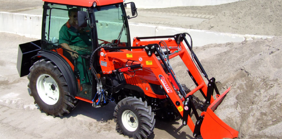 Goldoni Tractor Parts : Goldoni ronin wd central hills machinery traders